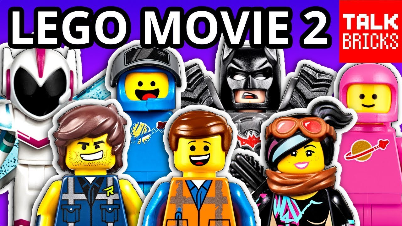 Lego Movie 2 Sets Revealed 19 New Sets Official Pictures Full Breakdown Unikitty Sweet Mayhem Youtube