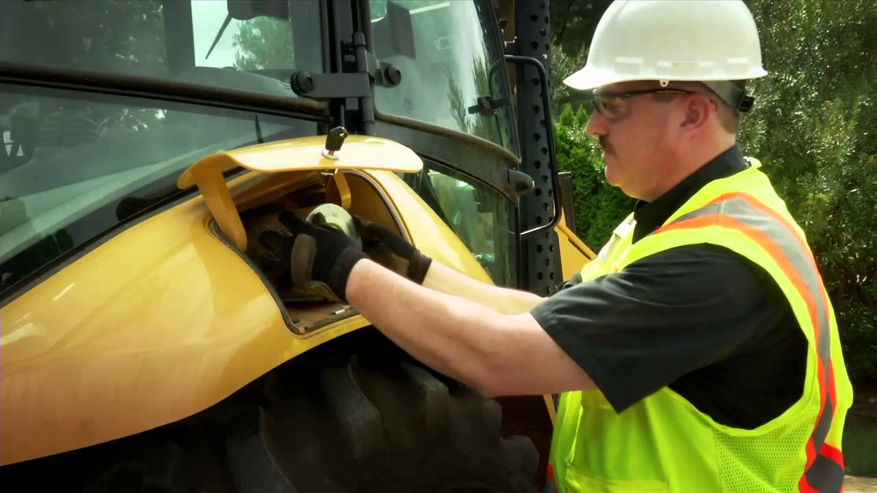 Cab Air Filters Maintenance Practices For The Cat 174 416f