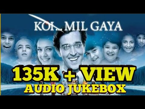 Koi Mil Gaya  Audio Jukebox