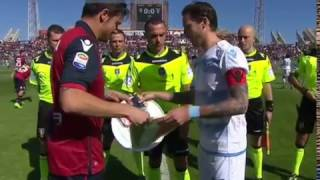 Video Gol Pertandingan Cagliari vs Lazio