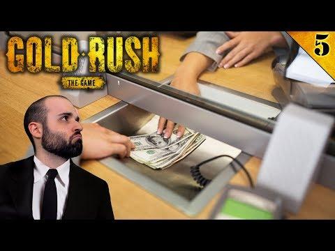 PAGANDO EL PRÉSTAMO DEL BANCO   GOLD RUSH Gameplay Español