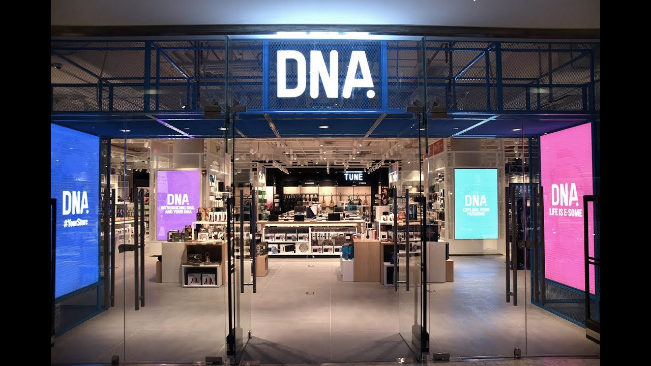 DNA Lifestyle New Consumer Electronics Brand For Jordan