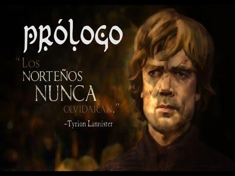 Game of Thrones. A Telltale Games. Prólogo en Español