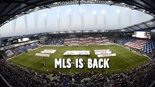 MLS is Back | The passion continues as the US ignites around the beautiful game