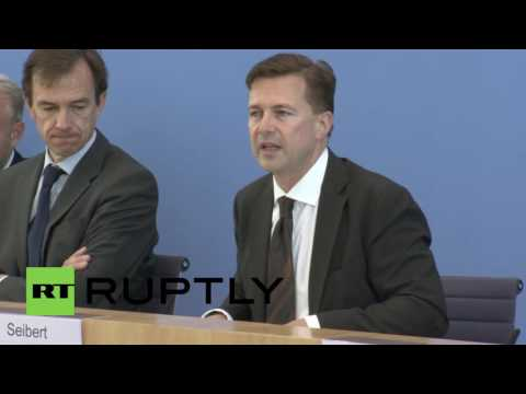 Germany: Arms exports from Germany worth nearly 7.9 billion euros in 2015 - Gov spokesperson