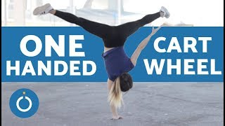 How To Do A One Handed Cartwheel – EASY ACROBATICS