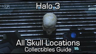 Halo 3 - All Skulls Locations Guide - Witch Doctor Achievement