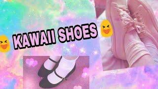 Sapatos Kawaii