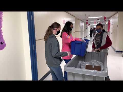 SHS Coastal Club Recycling