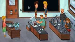 MTV's Beavis and Butt-Head in Virtual Stupidity - PC Windows