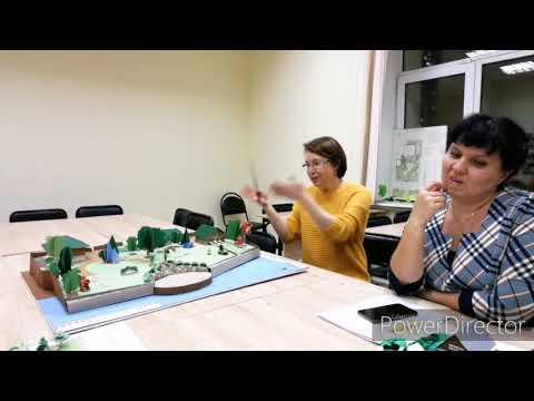 Отзыв о курсах ландшафтного дизайна в Высшей школе дизайна, г. Екатеринбург