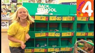 БЭК ту СКУЛ Покупаем САМУЮ крутую КАНЦЕЛЯРИЮ в Америке! ПОКУПКИ к ШКОЛЕ Школьные принадлежности