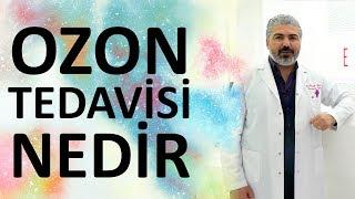 Ozon Tedavisi Nedir? Faydaları Nelerdir? - Dr. Murat Şener
