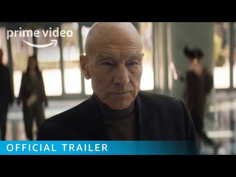 Star Trek: Picard - Official Trailer | Prime Video