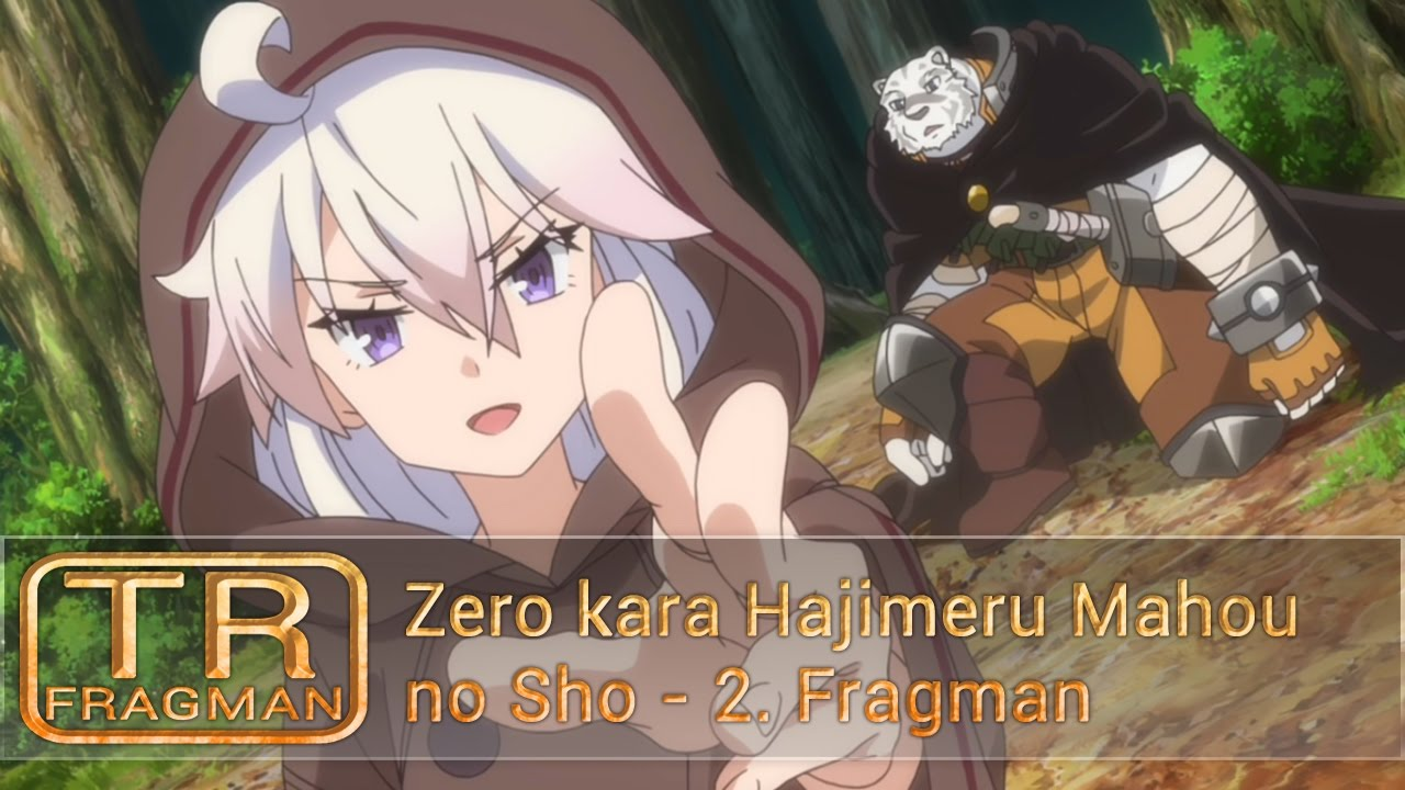 foto de 【TAF】 Zero kara Hajimeru Mahou no Sho 2 Fragman TR Altyazılı YouTube