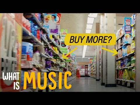 Does music make you buy more? | What is Music