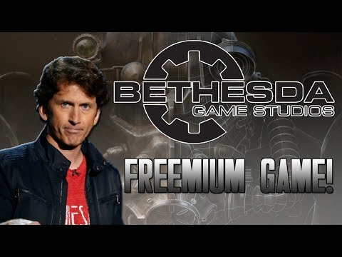 "Bethesda Game Studios Is Making A ""Bleeding Edge AAA FREEMIUM"" GAME!"