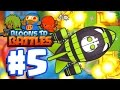 WORLDS CRAZIEST GAME MODE EVER!! | Bloons TD Battles Gameplay Walkthrough Part 5
