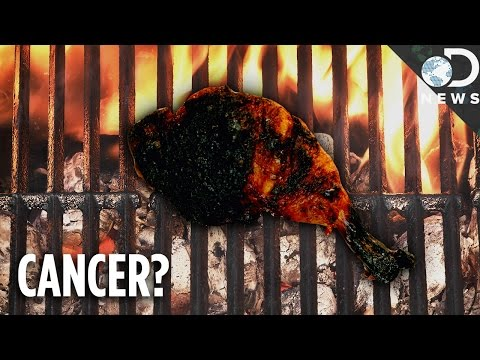 Can Burnt Food Really Give You Cancer?