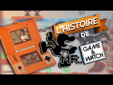 Mr Game and Watch Ft. Florent Gorges