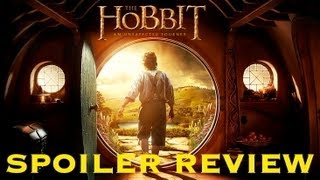 The Hobbit - Spoiler Filled Discussion w/ Chris Stuckmann and The Flick Pick