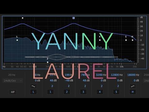 Super y Jaylah - Cual Escuchas Laurel o Yanny ?