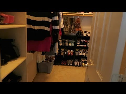 MAJORRR CLOSET CLEAN-OUT! (de-clutter with me)