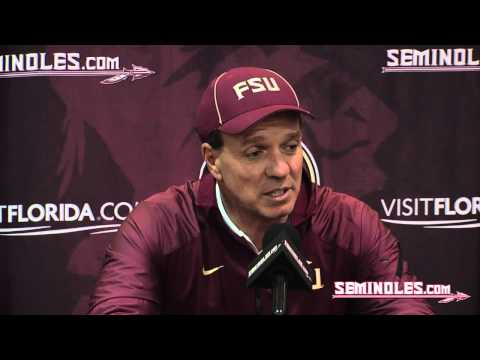 Jimbo Fisher Post Game: FSU vs. Florida