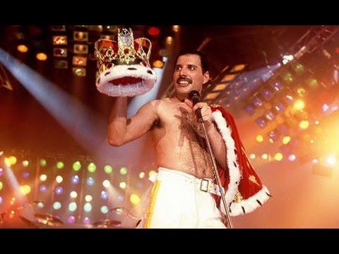 Freddie Mercury Schneidezähne