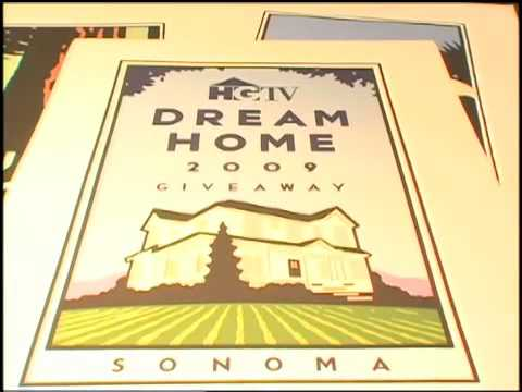 2009 HGTV Dream Home Giveaway:  Video Log Part 1!