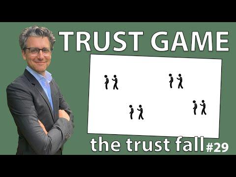 Trust Game - Trust Fall #29