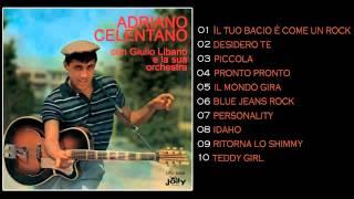 Adriano Celentano - Il tuo bacio è come un rock - 1960