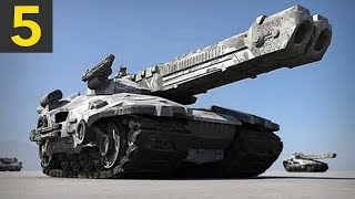 5 Amazing Military CONCEPT VEHICLES