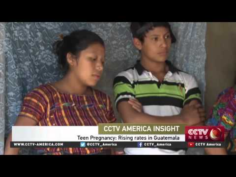 Teen Pregnancy Rates Are Rising In Guatemala