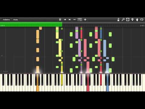 Puzzle Pieces-Saint Motel [Piano-Synthesia]