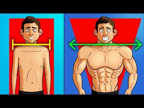 9 BEST Exercises For WIDER Shoulders