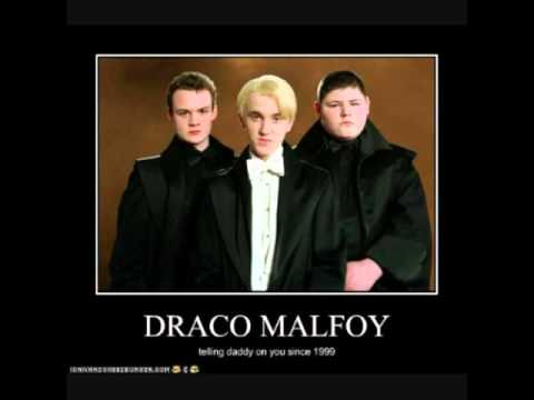 Funny Harry Potter Memes Draco : Young emily osment and draco malfoy accio