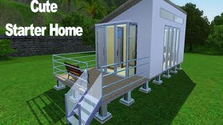 Sims 3 Cute Small Starter Home