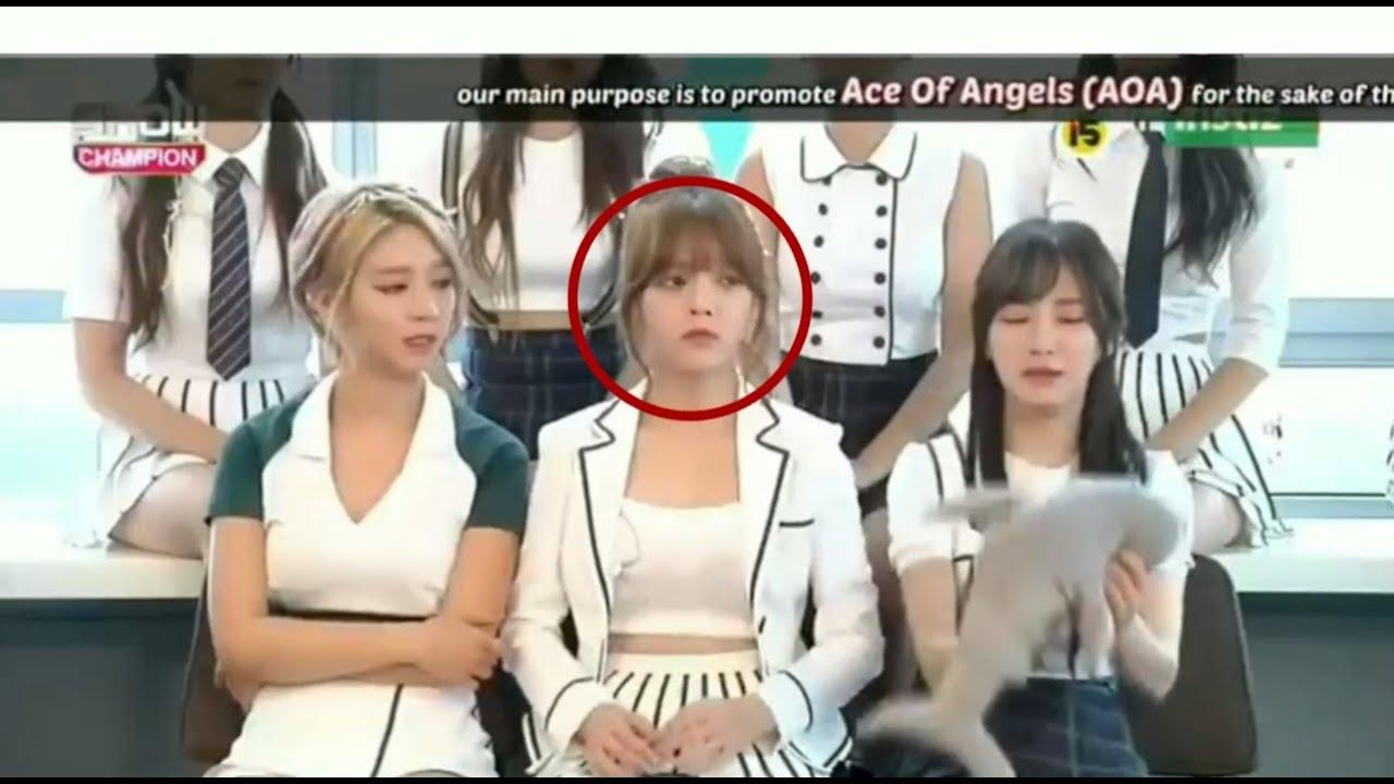 รวมคลิป Mina อดีตสมาชิกวง AOA เหยื่อผู้ถูกกลั่นแกล้ง จาก Jimin AOA #AOA #Mina #Jimin