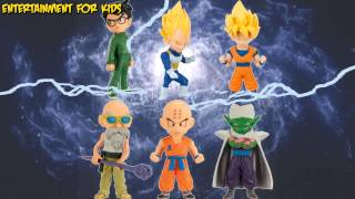 dragon ball z fukkatsu no f full movie collection toys