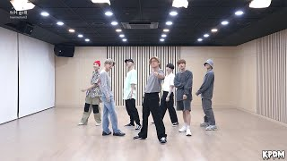 BTS (방탄소년단) - Dynamite Dance Practice (Mirrored)