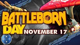 Battleborn Day 3 Event Announcement and Rewards