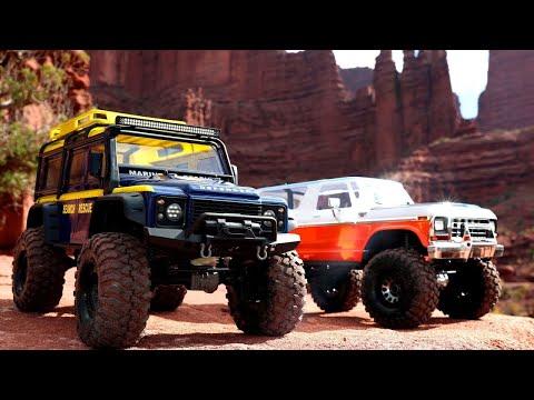 TRX-4 Moab Ascent - Part 2   Traxxas