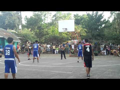 UMINGAN Pob.west purok6 vs purok1