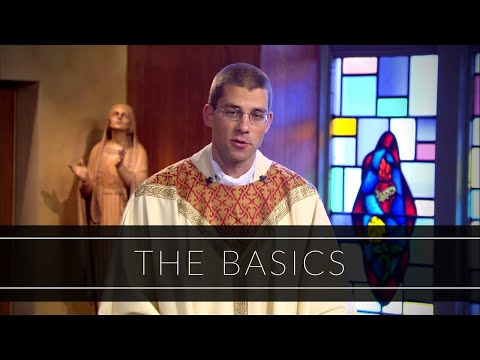 The Basics | Homily: Father Michael Zimmerman