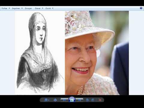 La Reine Elisabeth II serait la descendante du Prophète....