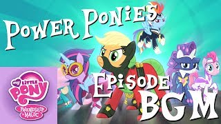 A Super Lesson - My Little Pony: Friendship is Magic BGM