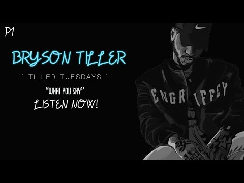 """Bryson Tiller - """"What You Say"""" (Official Audio)"""