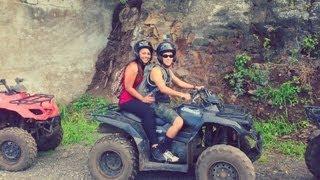 ATV MOVIE TOUR AT KUALOA RANCH - MaryberryVlogs