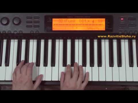 Фортепиано для начинающих - как играть красивым звуком